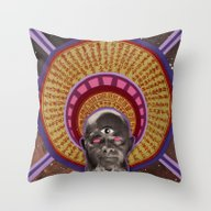 Aristo Throw Pillow