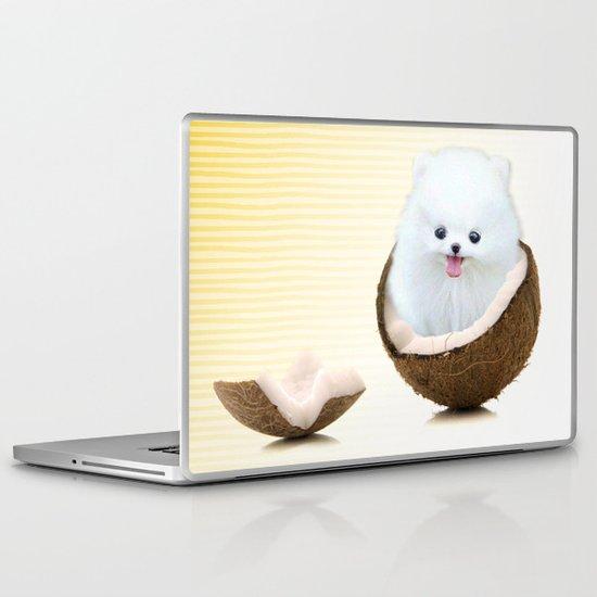 coconutty Laptop & iPad Skin