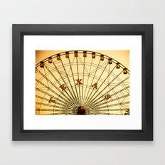 Texas Framed Art Print