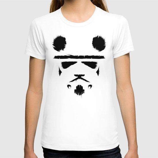 Panda Trooper T-shirt