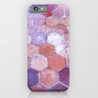 iPhone & iPod Case featuring Cathedral Tile, Chartres France by Christine Haynes