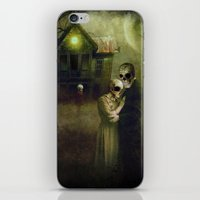 When the Dead Come Home iPhone & iPod Skin