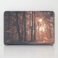 Precious Autumn iPad Case