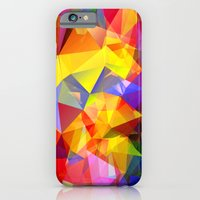 iPhone Cases featuring In The yellow by haroulita