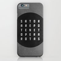 iPhone & iPod Case featuring Sator Square by Danielle J.