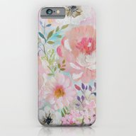 Acrylic Rose Garden  iPhone 6 Slim Case