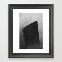 Gehry I Framed Art Print