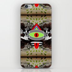 SOMETHING TO BELIEVE IN iPhone & iPod Skin