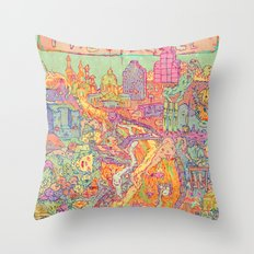 Providence Throw Pillow