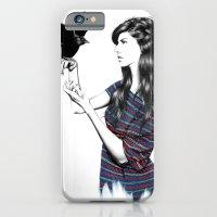 Dark Wings iPhone 6 Slim Case