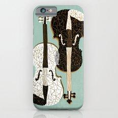 Two Violins iPhone 6 Slim Case