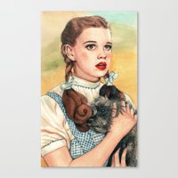 I Don't Think We're In K… Canvas Print