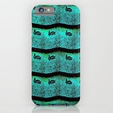 Pelican Pattern 2 (c) iPhone 6 Slim Case