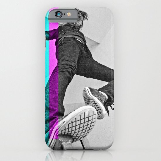 Human abstract iPhone & iPod Case