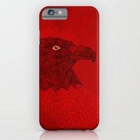 Red Eagle iPhone 6 Slim Case