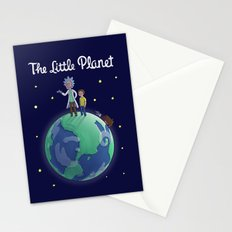 The Little Planet Stationery Cards