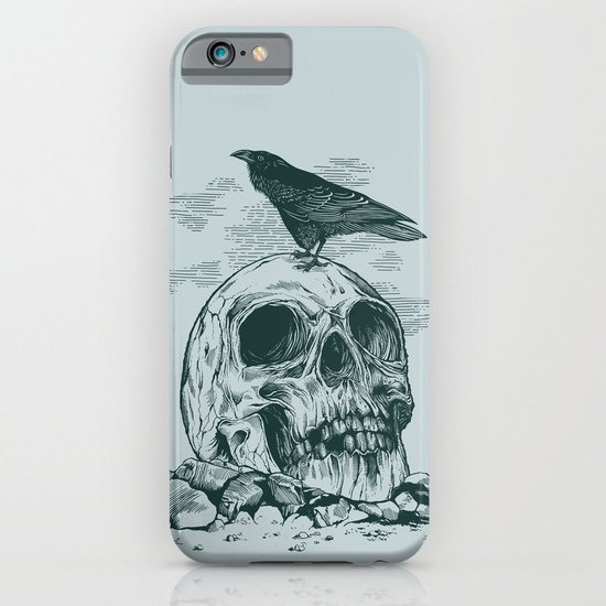 Raven's Cliff iPhone & iPod Case