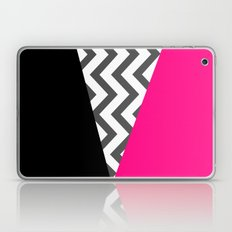Color Blocked Chevron 8 Laptop & iPad Skin