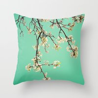 Beautiful inspiration! Throw Pillow
