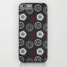 Symbols Pattern iPhone 6 Slim Case
