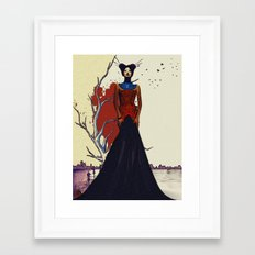 Dreaming of Revelry v.1  Framed Art Print