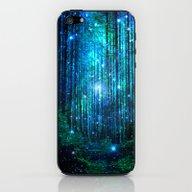 Magical Path iPhone & iPod Skin