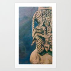 The Belum II Art Print