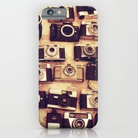 I love analogue photography iPhone 6 Slim Case