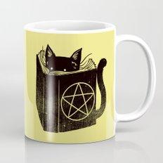 Witchcraft Cat Mug
