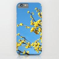 iPhone & iPod Case featuring boom boom bloom by MundanalRuido