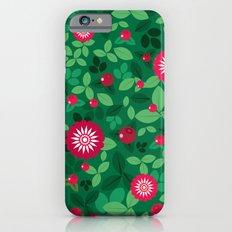 Lingonberries Slim Case iPhone 6s