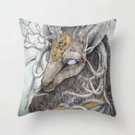 Throw Pillow featuring In Memory, As A Print by Caitlin Hackett