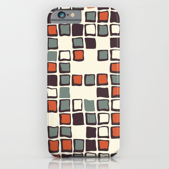 doodle blocks II iPhone & iPod Case
