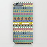 Berlin pattern iPhone 6 Slim Case