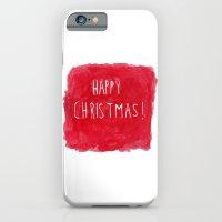 Happy Christmas! iPhone 6 Slim Case