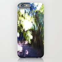 iPhone & iPod Case featuring Boboli Gardens by Alev Takil