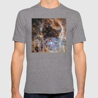 Explore - Space Mens Fitted Tee Tri-Grey SMALL