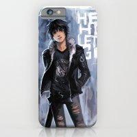 Punk Ghost King iPhone 6 Slim Case