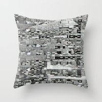 Highly Resolved Ghost (P… Throw Pillow