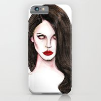 iPhone Cases featuring Serial Killer  by Lucas David