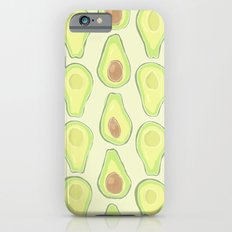 Avocados Slim Case iPhone 6s