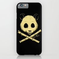 iPhone & iPod Case featuring The Jolly Panda by Charity Ryan