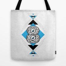 8 Brain Tote Bag