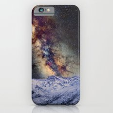 Sagitario, Scorpio and the star Antares over the hight mountains Slim Case iPhone 6s