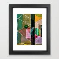 Dastoukou Framed Art Print