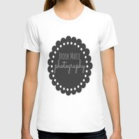logo T-shirts featuring Logo by brookmariephotography