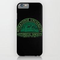 Miskatonic Historical So… iPhone 6 Slim Case