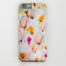 Flowers in Spring iPhone 6 Slim Case