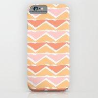 Triangle Sunset iPhone 6 Slim Case