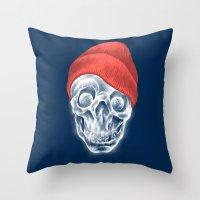sCOOL! Throw Pillow